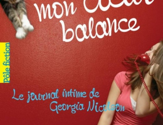 Le Journal intime de Georgia Nicolson, tome 03 : Entre mes nunga-nungas, mon coeur balance