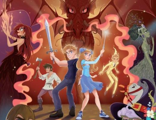 Le pays des contes, tome 3 : L'éveil du dragon